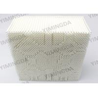 Buy Poly material Bristle block  Square foot  White color For Auto cutter at wholesale prices