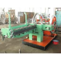 Quality Green Pneumatic Forging Press Machine , Hot Forming Machine High Precision for sale