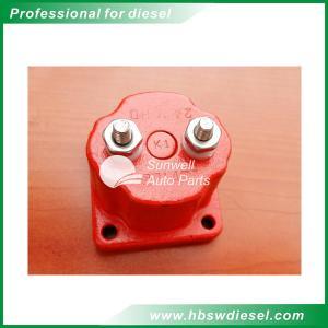 Quality KTA19 engine fuel solenoid valve (24V)  3021420, 134076 for sale