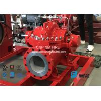 Quality High Precision 1000GPM Fire Fighting Pumps 370 Feet For Oil / Gas Industry for sale