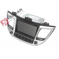 Buy Multi Touch Capacitive 8 Inch Android Car Stereo , 2015 Hyundai Tucson Dvd Player at wholesale prices