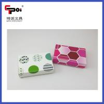 Office Stationery A5 PP File Folder Box With Button File Folder Box