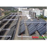 Quality Flexible Evacuated Tube Solar Thermal Collectors , Concentrating Solar Collector for sale