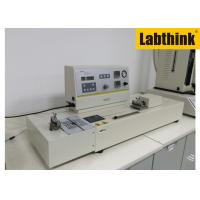 Quality Touch Screen Seal Testing Equipment , Hot Tack Tester High Precision for sale