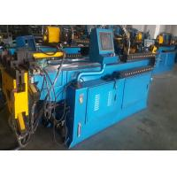 Cold / Heating Pipe Bending Machine , Single Head 22KW Automatic CNC bender