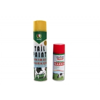 Quality High Visibility Temporary Animal Marking Paint Liquid Coating Eco Friendly for sale