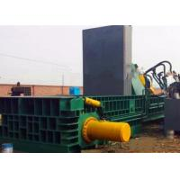 Quality Hydraulic scrap metal baling machine pressing force 315t automatic baler for sale