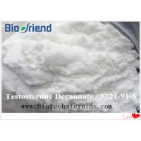Quality Oral Testosterone Steroids Healthy Testosterone Decanoate C29H46O3 for sale