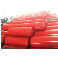 Quality Professional Portable Fire Fighting Equipment OEM / ODM With Accessories , convex foot for sale