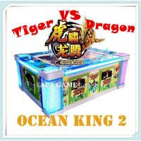 Quality IGS Ocean King 2 Killer Whale tiger dragon fish hunting games machine for sale