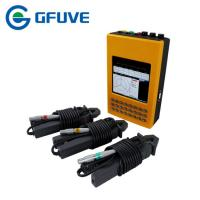 Buy cheap 10A Clamp Handheld Protection Relay Test Equipment 45-65Hz Frequency from wholesalers