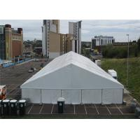 Quality Prefabricated PVC Warehouse Tents Ppole Tent Aluminum Structure for sale