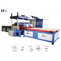 Quality HF 120Kw  Inflatable Bed High Freqeuncy Welding Machine Current Auto Tuning System for sale