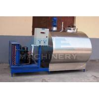 Quality 500L Sanitary Stainless Steel Movable Storage Tank (ACE-ZNLG-F9) for sale