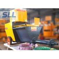 Buy cheap Large Output Mortar Spraying Machine With Mixing , Pumping , Plastering Device from wholesalers