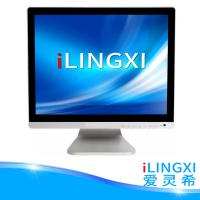 China LCD TV manufacturer supply 12V DC 15 inch small LED Backlight LCD TV with USB Input good on sale