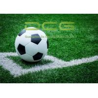 Quality Factory Made Anti - UV 50mm High Artificial Grass Turf For Soccer Field for sale