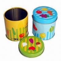 Quality Promotion Gift Tins, Customized Colors, Logos and Sizes are Accepted for sale