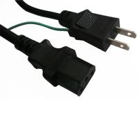 Quality Japanese power supply cord with C13 for sale