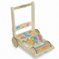 Quality Walker Toy, Measures 4 x 3cm, Made of Wood for sale