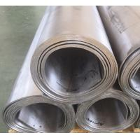 China Lead Plate Raw Metal Purity 99.99% Lead Sheet With Thickness Of 2 mm on sale