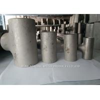 Quality 300 Series Stainless Steel Pipe Fittings ANSI B16.9 Wall Thickness Sch5 - Sch160 for sale