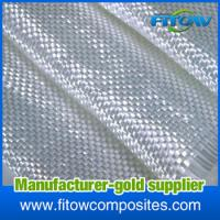 Buy Manufacturer of high qualith glass fiber/fiberglass woven roving fabric cloth for Boats/aircraft/automobile parts at wholesale prices