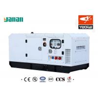 Quality Industrial Emergency Diesel Generator Corrosion Resistance With 50HZ/60HZ Frequency for sale