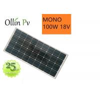 Buy cheap 50w 100w 150w 12V Solar Panel / Monocrystalline Solar Panel Hotel Heater from wholesalers