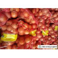 Quality Matured Fresh Onions , Healthy Chinese Onion Outside Color Yellow / Red for sale