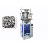 Quality Nuts Vertical Form Fill And Seal Packaging Machines, Durable Vertical Bagging Machine for sale