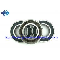 China Double Sealed Deep Groove Ball Bearing 6005ZZ For Household Appliances on sale