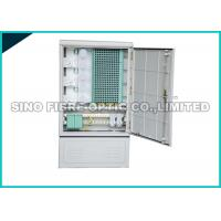Quality Telecom Fiber Optic Distribution Box 576 Cores Multimode With LC Connector for sale
