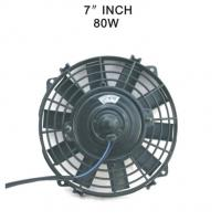 Quality 7inch 80W Universal Auto A/C Electric Condenser Fan for sale