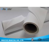 Quality Ultra Premium Polyester Water Resistant Inkjet Canvas Instant Dry Soft Matte Surface for sale