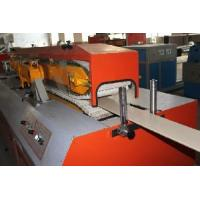 Quality PVC WPC Wood Plastic Foam Profile Extrusion Line/Production Machine for sale