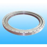 Quality Single Row Slewing Ring Bearings of External Gear For lifting Machinery for sale