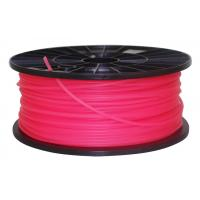 Quality 3D printer filament PLA 1.75mm 1kg Pink for sale