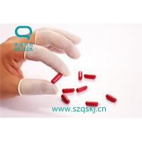 Quality ESD Cleanroom Anti static powder free latex finger cot for fingertip discharge control for sale