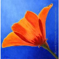 Quality 2012 new art flower painting wall decor for sale