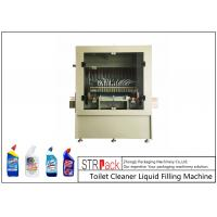 Quality 12 Heads Automatic Liquid Filling Machine Anti Corrosive For Gel Water 0.5-1L 3600BPH for sale