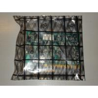 Quality Black Conductive Grid ESD LDPE plastic shielding bag for sale