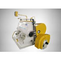 China Small Size Die Cutting Creasing Machine Fast Cutting Speed For Packing Industry on sale