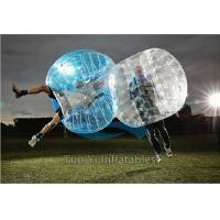 Quality Adult Human Inflatable Bumper Bubble Balls Transparent With 12 Months Warrenty for sale