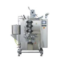 Quality 220V / 380V Power Liquid Sachet Packing Machine Work Circumstance Quiet for sale