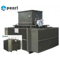 Quality Overload 6.6 KV - 2000 KVA Oil Immersed Transformer Compact High Voltage for sale