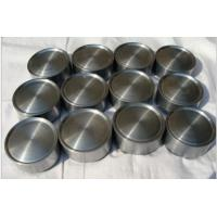 China 99.9%, 99.95%, 99.99% High Purity Chromium Sputtering Target on sale