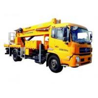 Quality Durable Truck Mounted Lift 18m Max Operating Radius For Over Machinery for sale