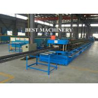 Quality Automatic Punch Steel Cable Tray Roll Forming Machine Photovoltaic Stents for sale