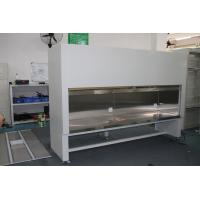 Quality Vertical Three Person Laminar Clean Bench for sale